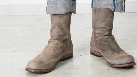 giày bốt nam - elle man 1