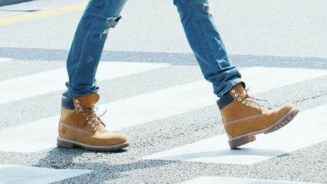 giày bốt nam - elle man