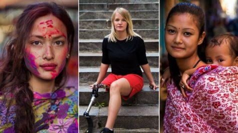 Phụ nữ đẹp thế giới qua con mắt nhiếp ảnh gia Mihaela Noroc