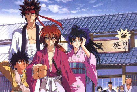 tac gia truyen rurouni kenshin - elle man 5