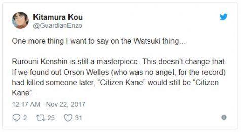 tac gia truyen rurouni kenshin - elle man 6