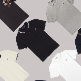 ELLE Man Style Calendar: Chơi đùa chất cổ điển cùng áo polo