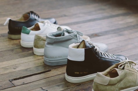 thuong hieu giay the thao common projects - elle man