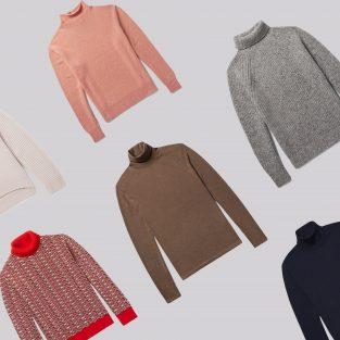 ELLE Man Style Calendar: Đa phong cách với áo cổ lọ (4/12 – 10/12/2017)