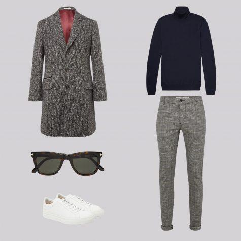 ELLE Man Style Calendar Đa phong cách với áo len cổ lọ (412 – 10122017) elle man6