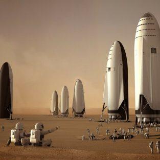Elon Musk và những tham vọng đến năm 2030