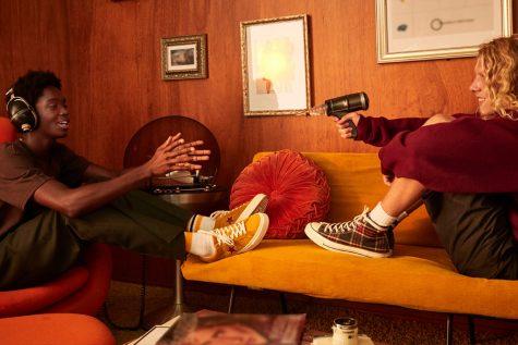 "giay the thao thang 11 2017 - A$AP Nast x Converse ""Mid-Century"" Collaboration - elle man 3"