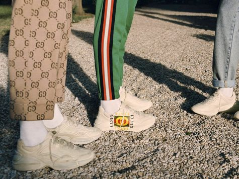 giay the thao thang 11 2017 - Gucci Rhyton - elle man 1