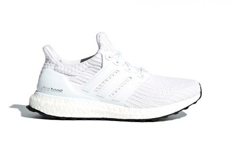 """giay the thao thang 11 2017 - adidas UltraBOOST 4.0 """"Core White"""" - elle man 1"""