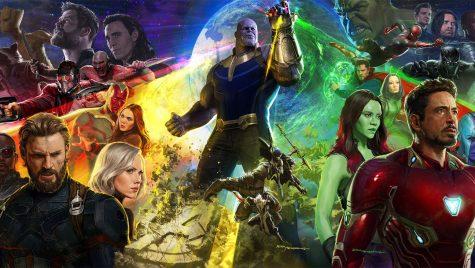 Hai nhân vật không xuất hiện trong trailer phim The Avengers: Infinity War