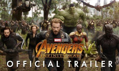 Trailer phim Avengers: Infinity War phá vỡ kỷ lục chỉ trong 24 giờ