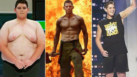 """Cuộc giảm cân ngoạn mục để sở hữu cơ thể """"nam thần"""" của chàng béo 154 kg"""