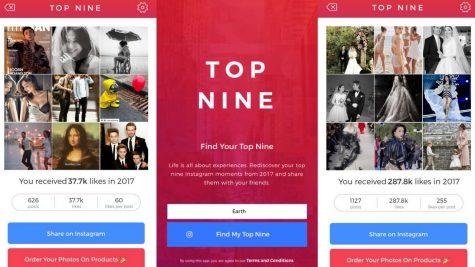 Ứng dụng giúp bạn chọn ra 9 bức ảnh tuyệt nhất trên tài khoản Instagram cá nhân