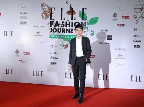 elle fashion show 2017 - hoang rob - elle man
