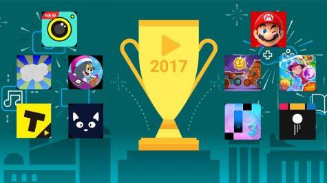 Top ứng dụng android tốt nhất năm 2017 theo đánh giá của Google