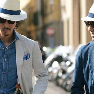 Nâng tầm phong cách thời trang cùng mũ Trilby và Fedora