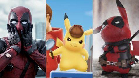Quái nhân Deadpool Ryan Reynolds sẽ vào vai Pikachu?