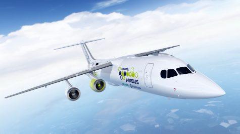 """Máy bay điện E-Fan X: """"Siêu tham vọng"""" của Airbus, Rolls-Royce & Siemens"""