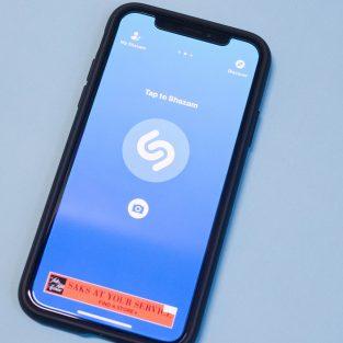 Táo Khuyết Apple chính thức thâu tóm Shazam