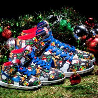 8 thiết kế giày thể thao đáng chú ý nửa đầu tháng 12/2017