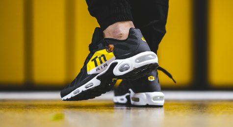 """Xu hướng thời trang mới của làng giày sneakers: """"Sự bành trướng của Logo"""""""
