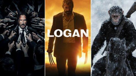 10 bộ phim hành động hay nhất trên màn ảnh 2017