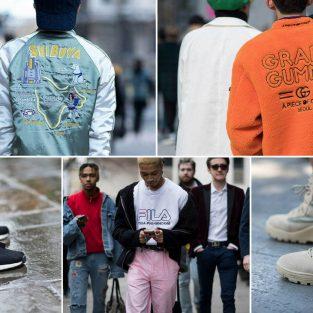 10 xu hướng thời trang, chết yểu hay sống tốt trong năm 2018?