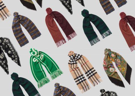 ELLE Man Style Calendar: Biến hóa với khăn quàng cổ (25/12 – 31/12/2017)