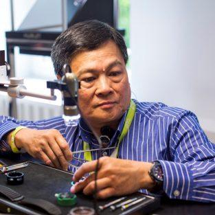 Nghệ nhân gốc Việt đứng sau những cỗ máy thời gian của hãng đồng hồ Hublot