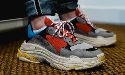 giay the thao - elle man Balenciaga Triple S Sneaker 1