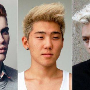 6 gợi ý màu tóc nhuộm đẹp cho nam giới trước thềm năm mới