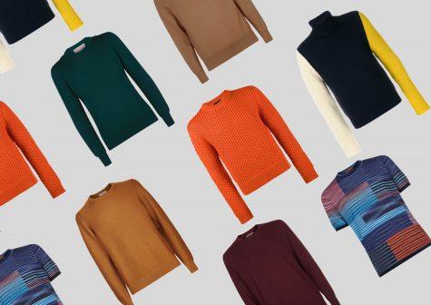 ELLE Man Style Calendar: Trẻ trung với vải dệt kim (1/1 – 7/1/2018)