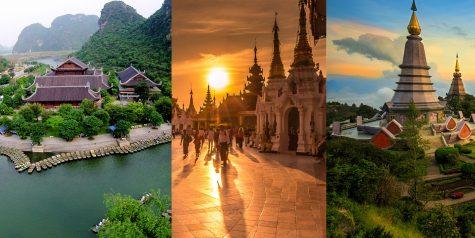 8 địa điểm du lịch không thể bỏ qua trong mùa lễ hội đầu năm 2018