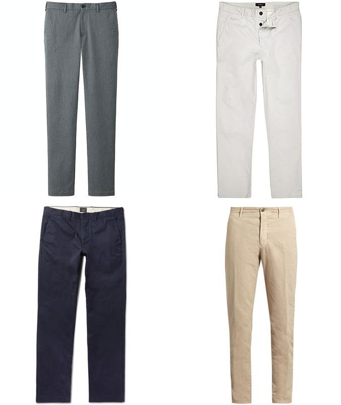 12 item thoi trang- quần chonics- elle man