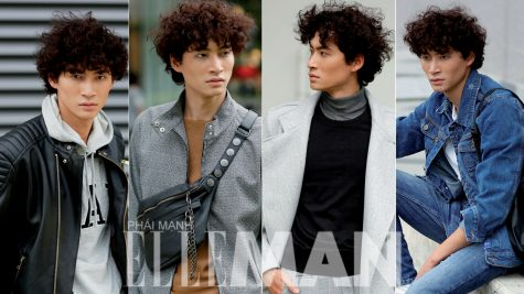 4 kiểu áo khoác nam quen thuộc cho phút giao mùa