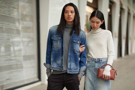 Sành điệu cùng thương hiệu Calvin Klein Jeans trong phút giao mùa