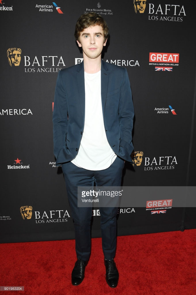 BAFTA - ELLE Man 11