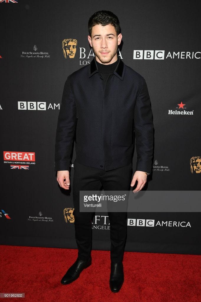 BAFTA - ELLE Man 13