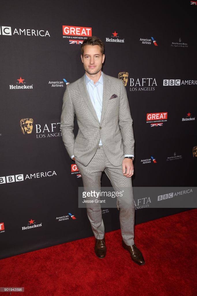 BAFTA - ELLE Man 15