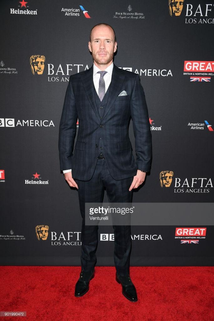 BAFTA - ELLE Man 6