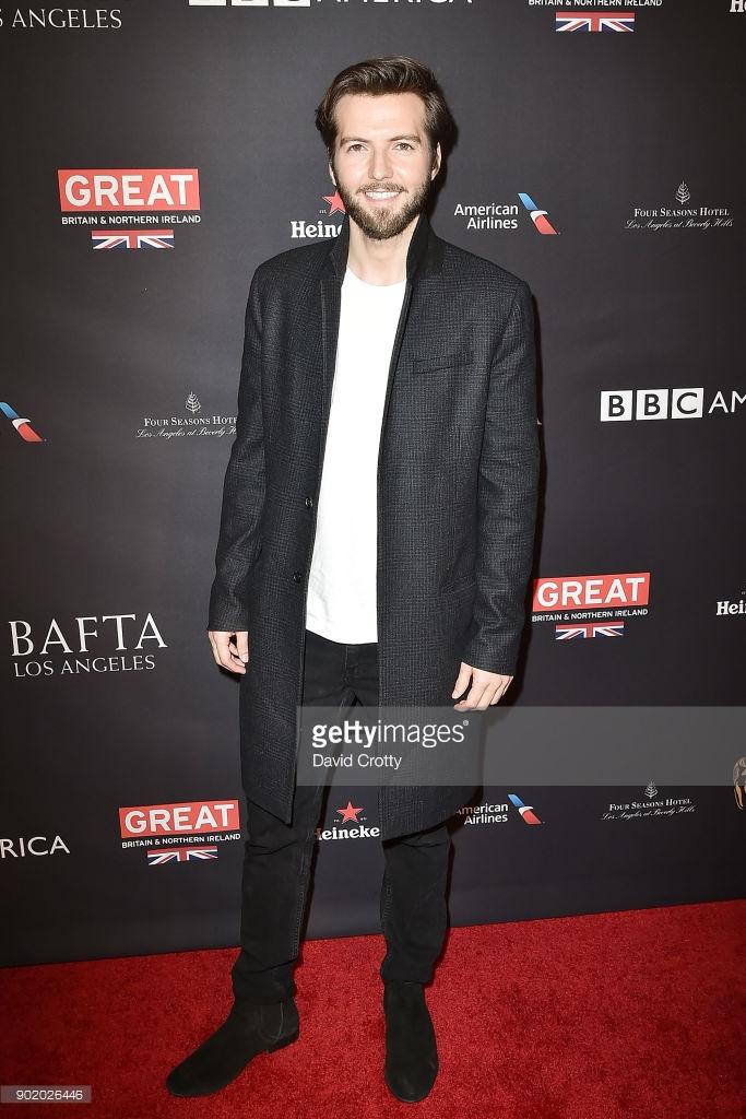 BAFTA - ELLE Man 8