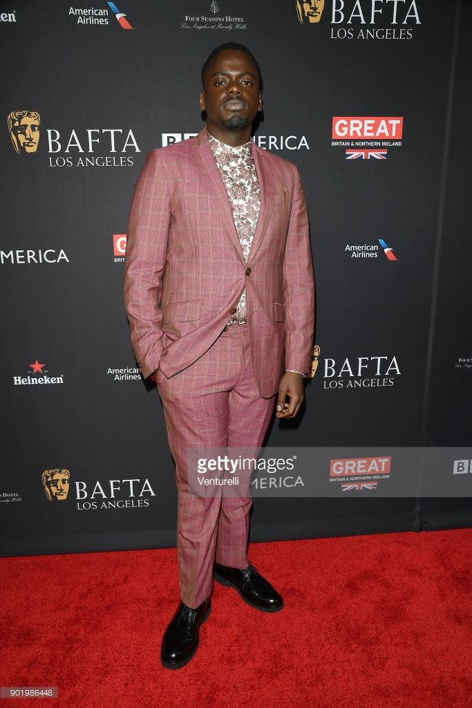BAFTA - ELLE Man 9