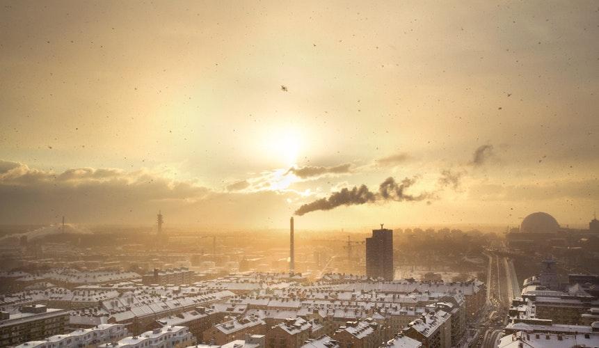 Ô nhiễm môi trường, sự nóng lên của trái đất là những nguyên nhân dẫn đến nhiều mảng đại dương không có sự sống, thiếu oxy trầm trọng. Ảnh: Cnchemical