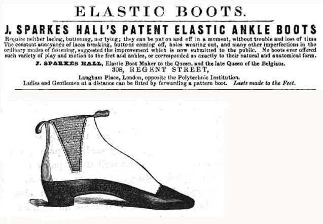 giay chelsea boots - elle man 1