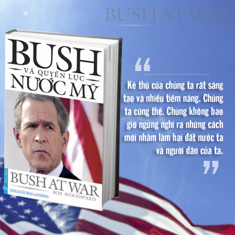 sach hay nguyen thu quoc gia - Bush - elle man