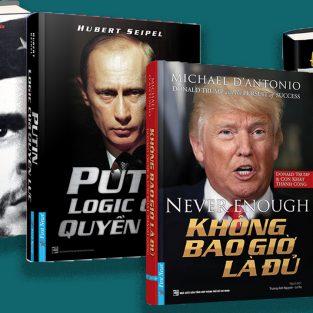 Tủ sách các nguyên thủ quốc gia hàng đầu thế giới