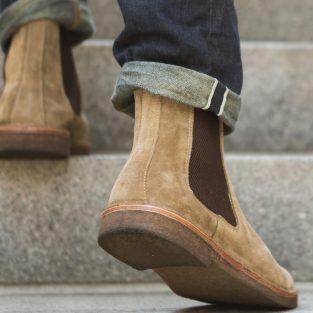Giày Chelsea Boots: Dấu ấn của London trong làng thời trang thế giới