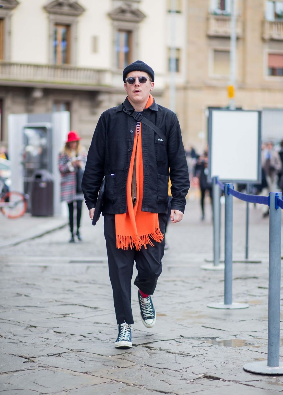 Pitti Uomo 93, nơi định nghĩa phong cách cho chàng trai lịch lãm (15)