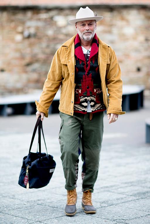 Pitti Uomo 93, nơi định nghĩa phong cách cho chàng trai lịch lãm (9)