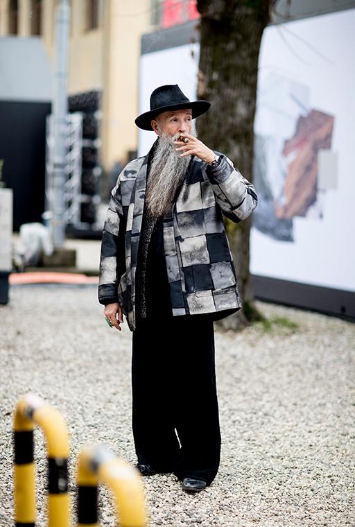 Pitti Uomo 93, nơi định nghĩa phong cách cho chàng trai lịch lãm